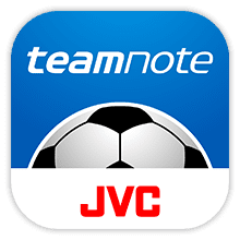 teamnote sports サッカー用